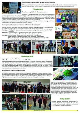 Informator Powiatu Opoczyńskiego 1/2021 strona 6