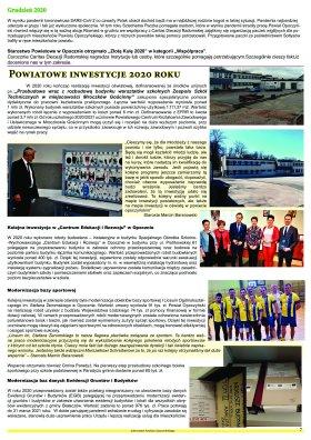 Informator Powiatu Opoczyńskiego 1/2021 strona 7