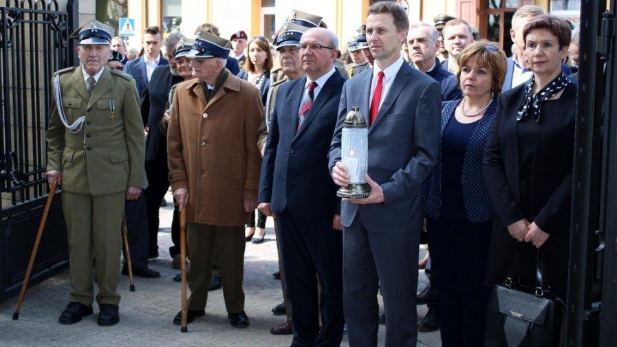 Obchody Dnia Pamięci o Ofiarach Zbrodni Katyńskiej i Katastrofy Smoleńskiej