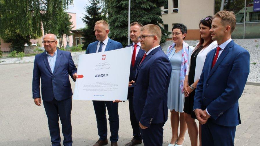 800 000 zł dla opoczyńskiego szpitala