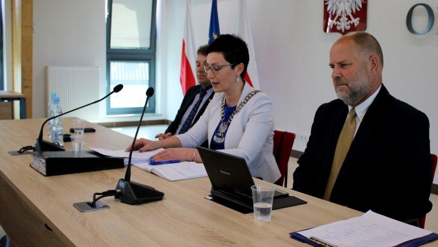Obrady Rady Powiatu Opoczyńskiego