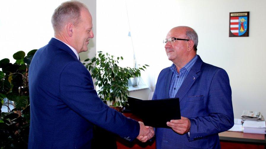 Nowy Powiatowy Inspektor Nadzoru Budowlanego w Opocznie