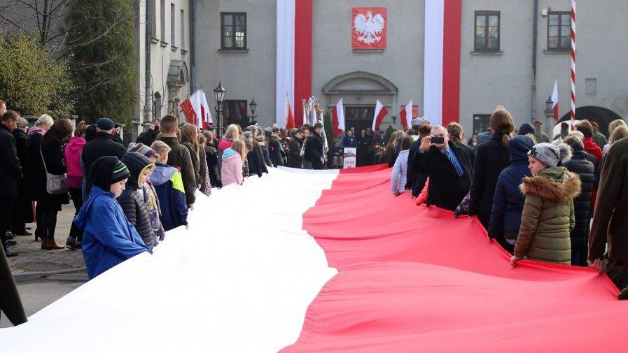 100 - lecie odzyskania Niepodległości