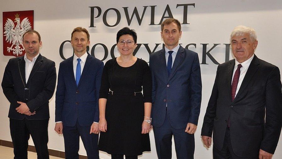 I sesja Rady Powiatu Opoczyńskiego VI kadencji