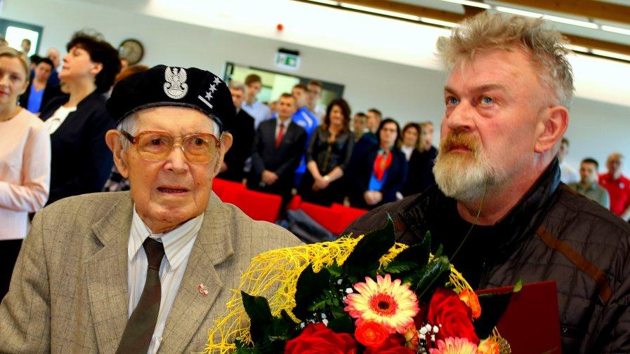 Stefan Fudalej–Żołnierz Armii Krajowej, członek Koła Światowego Związku Żołnierzy Armii Krajowej.