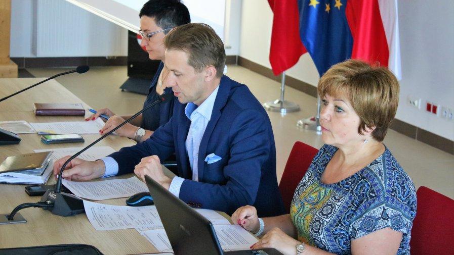Wspólne posiedzenie komisji