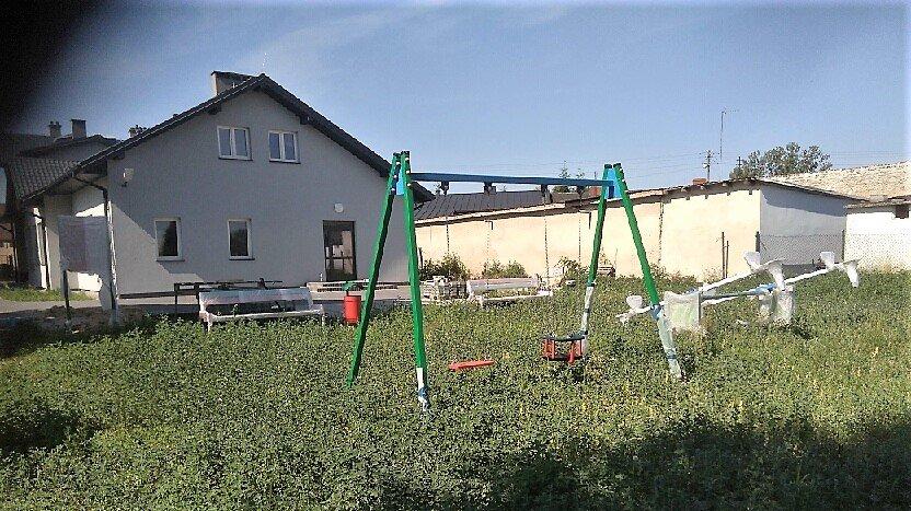 Przebudowa wraz z rozbudową istniejącego budynku mieszkalnego w m. Żarnów