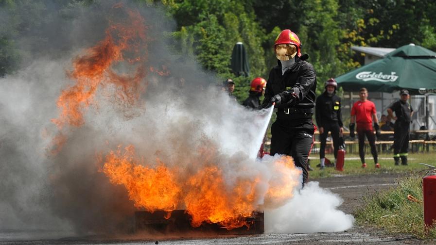 Podczas rozgrywanych w dniach 18-19 czerwca XXI Mistrzostw Województwa Łódzkiego w Sporcie Pożarniczym reprezentacja Komendy Powiatowej PSP w Opocznie zajęła pierwsze miejsce spośród 22 Komend Powiatowych i Miejskich.