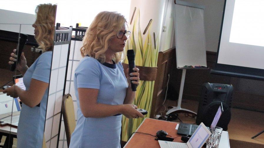 Geoportal i e-usługi dla mieszkańców powiatu