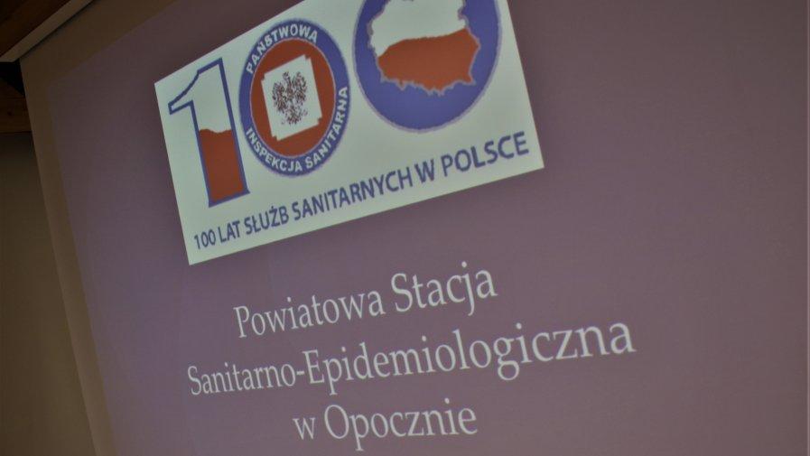 Wydarzenie wpisuje się w cykl obchodów jubileuszu 100-lecia powołania służb sanitarnych w odrodzonej Polsce.
