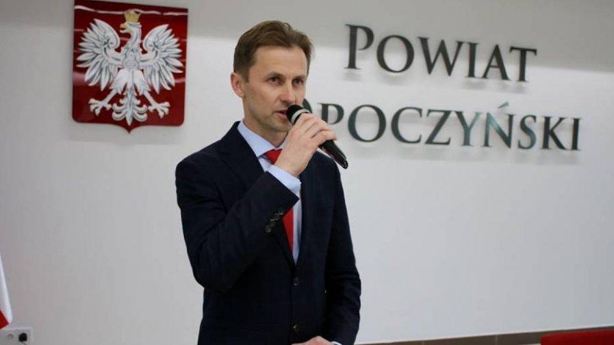 Starosta Opoczyński Marcin Baranowski wydał oświadczenie w sprawie sytuacji oddziału ginekologiczno – położniczo – noworodkowego szpitala im. Edmunda Biernackiego w Opocznie. Niniejszym publikujemy je do Państwa wiadomości