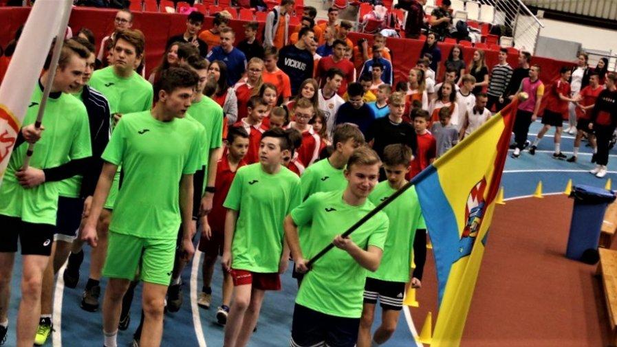 Halowe Indywidualne Mistrzostwa Powiatu Opoczyńskiego w Lekkiej Atletyce Dzieci i Młodzieży Szkolnej – Spała 2020