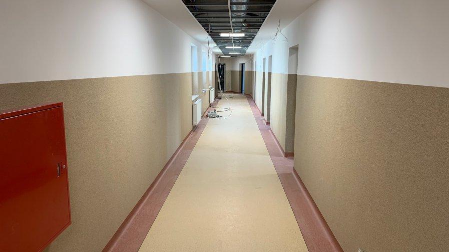 Rozbudowa i przebudowa budynku Domu Pomocy Społecznej dla Dorosłych w miejscowości Drzewica ul. Stawowa 21/25