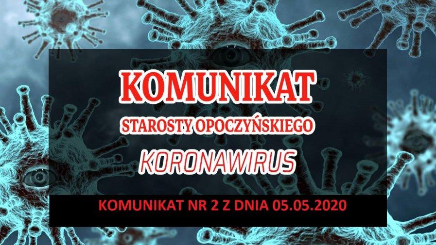Starosta Opoczyński informuje, że sytuacja epidemiczna na terenie powiatu opoczyńskiego, po weryfikacji danych przez Państwowego Powiatowego Inspektora Sanitarnego w Opocznie, wygląda następująco: