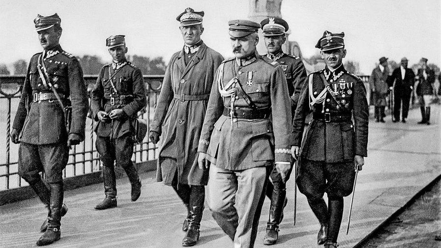 85 lat temu, 12 maja 1935 r., w Belwederze o godz. 20.45 zmarł marszałek Józef Piłsudski.Śmierć marszałka Piłsudskiego była dla polskiego społeczeństwa szokiem.
