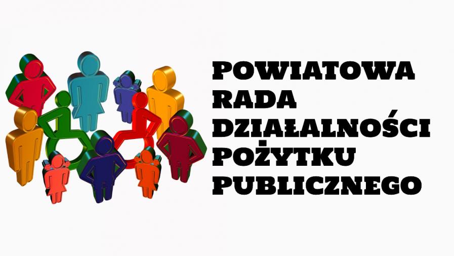 Nabór kandydatów na członków do Powiatowej Rady Działalności Pożytku Publicznego