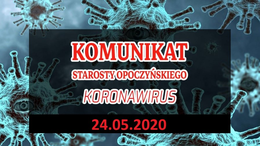 Na podstawie danych przekazanych przez Państwowego Powiatowego Inspektora Sanitarnego w Opocznie, przekazujemy informację dotyczącą sytuacji epidemicznej w powiecie opoczyńskim.