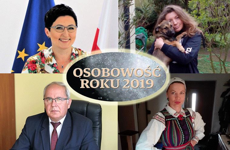 Osobowość Roku 2019 - wyniki w Powiecie Opoczyńskim