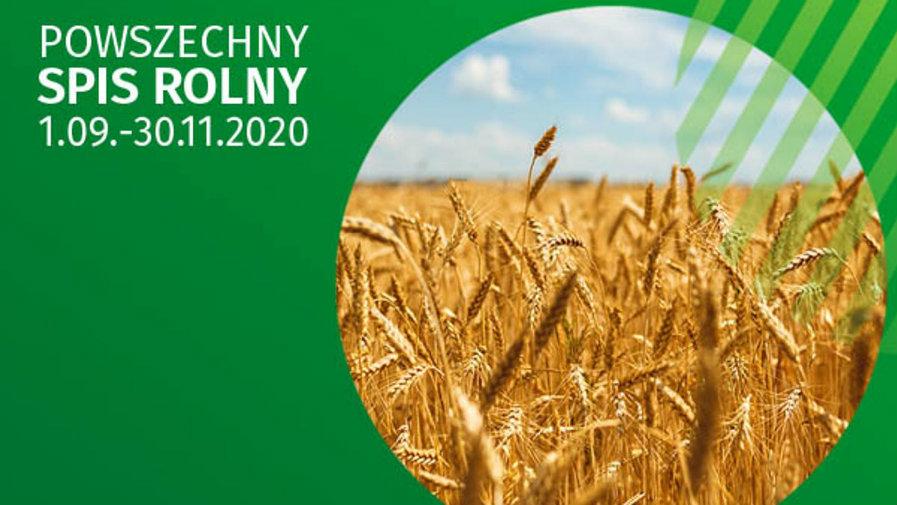 Powszechny Spis Rolny obejmie wszystkie gospodarstwa rolne w kraju. Zbieranie informacji rozpocznie się dziś, 1 września.