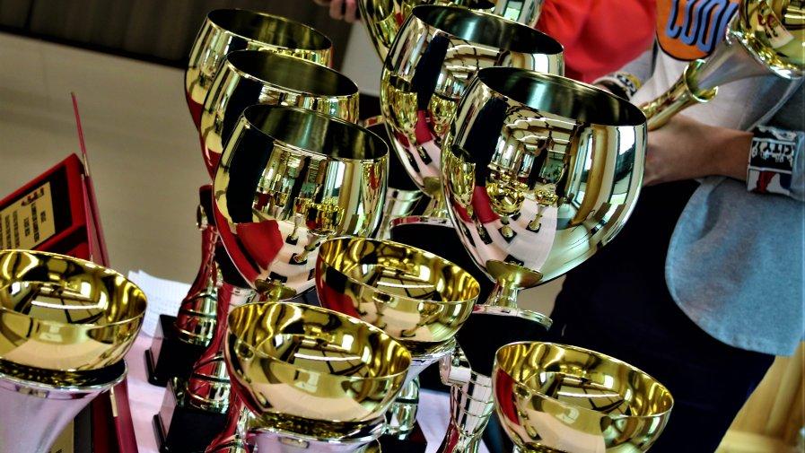 Wręczyliśmy nagrody i wyróżnienia sportowe zawodnikom i trenerom za wyniki osiągnięte w rywalizacji sportowej w 2019 roku.