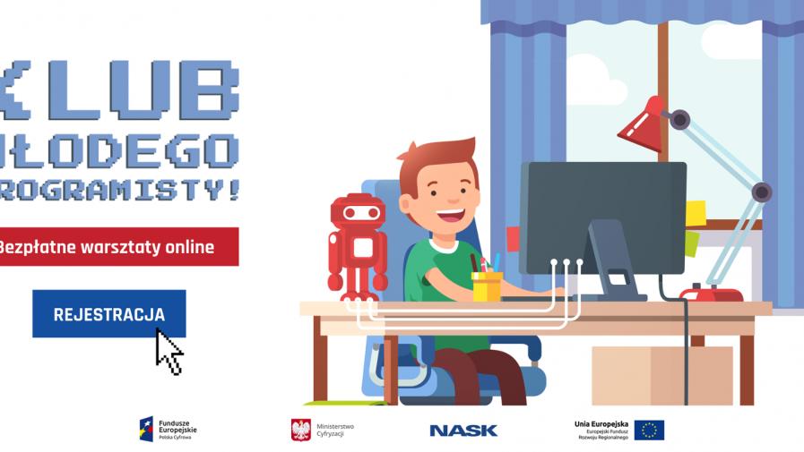 Dołącz do warsztatów programowania online!