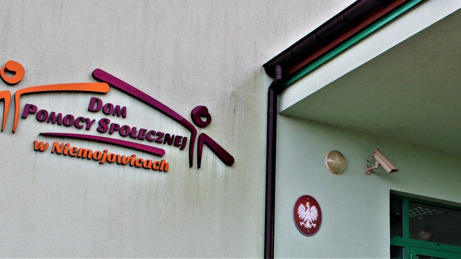 Sytuacja w DPS Niemojowice na dzień 20.11.2020