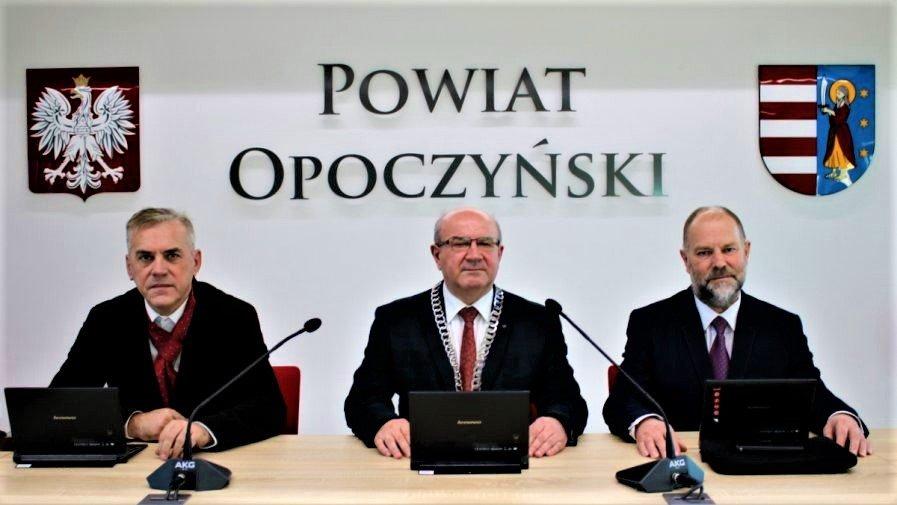 XXVII sesja nadzwyczajna Rady Powiatu Opoczyńskiego