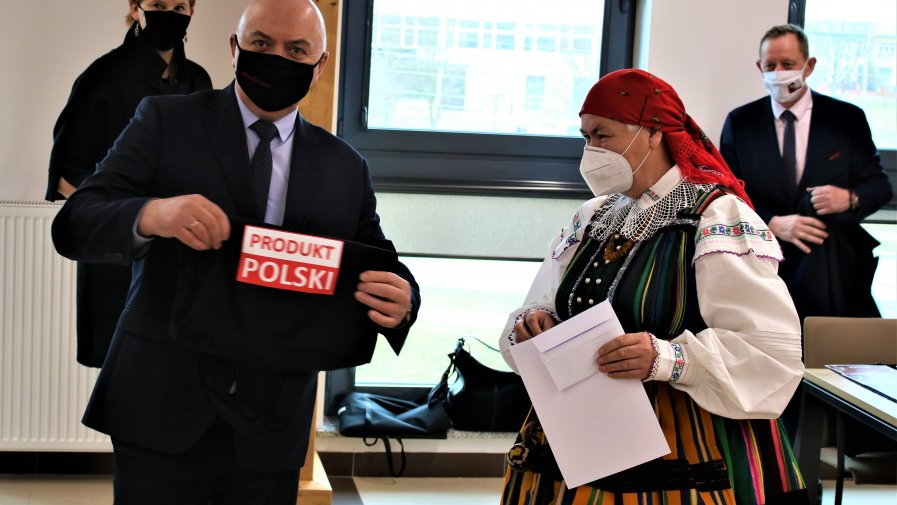 23 konkurs na plastykę zdobniczo-obrzędową naszego powiatu.