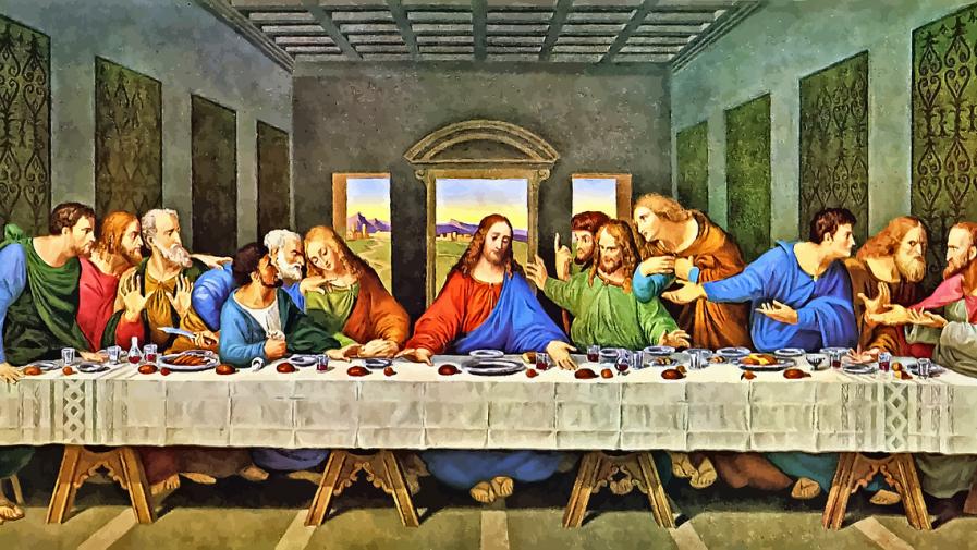 Życzenia dla kapłanów z okazji Wielkiego Czwartku!