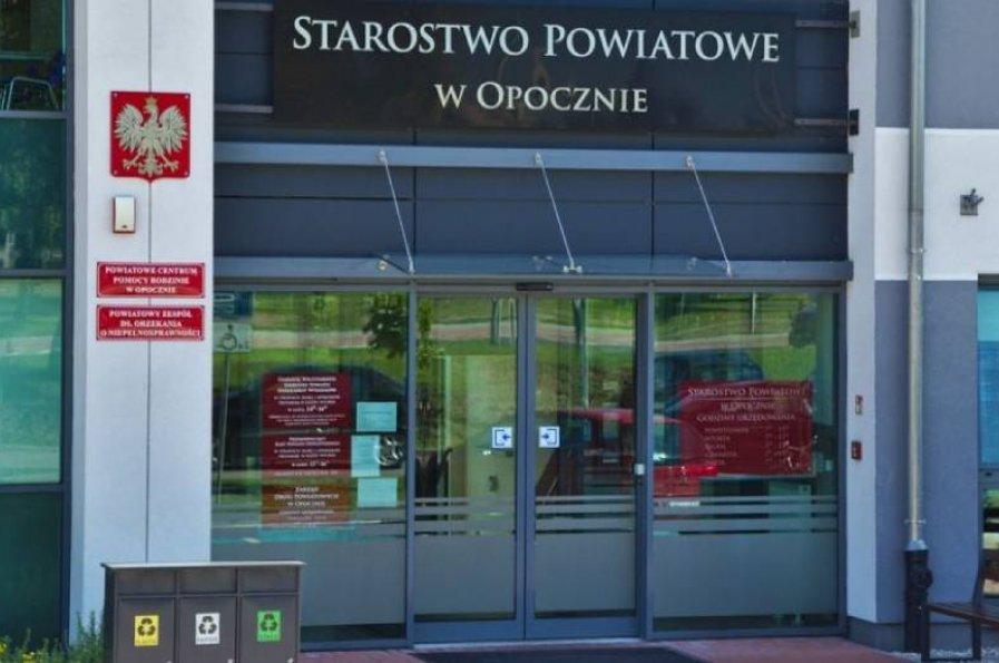 Starostwo Powiatowe w Opocznie