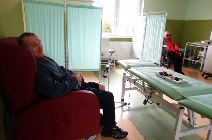 Koloroterapia w DPS Niemojowice