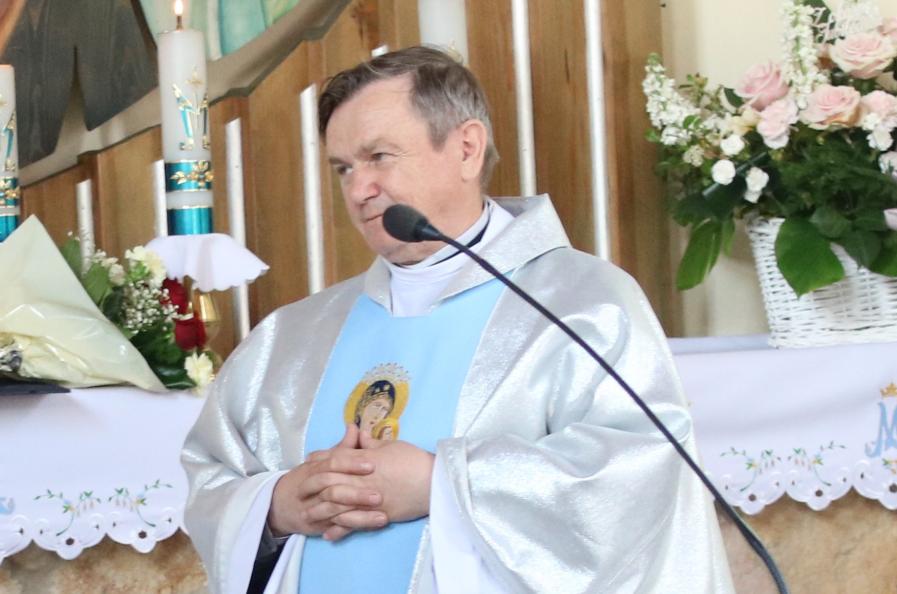 35 lecie kapłaństwa ks. Jacenty Wolski