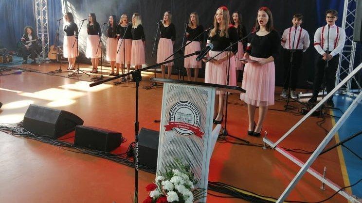 Wspaniały koncert opoczyńskiej młodzieży